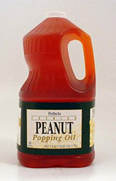 Peanut Popping Oil